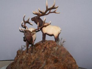 Bull Elk Pass