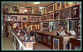 Inside Wind River Gallery